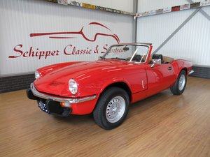 Picture of 1978 Triumph Spitfire 1500 TC Roadster For Sale