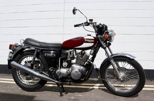 Picture of 1975 Triumph T160 Trident 750cc - Matching Numbers SOLD