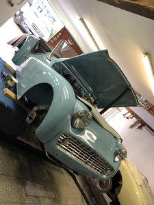 1957 Triumph TR3 For Sale