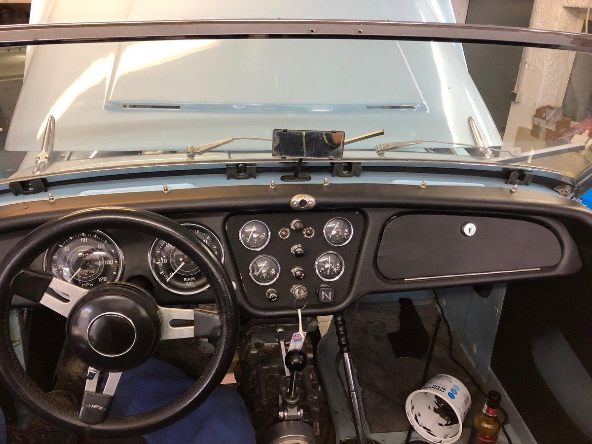 1957 Triumph TR3 For Sale (picture 1 of 5)