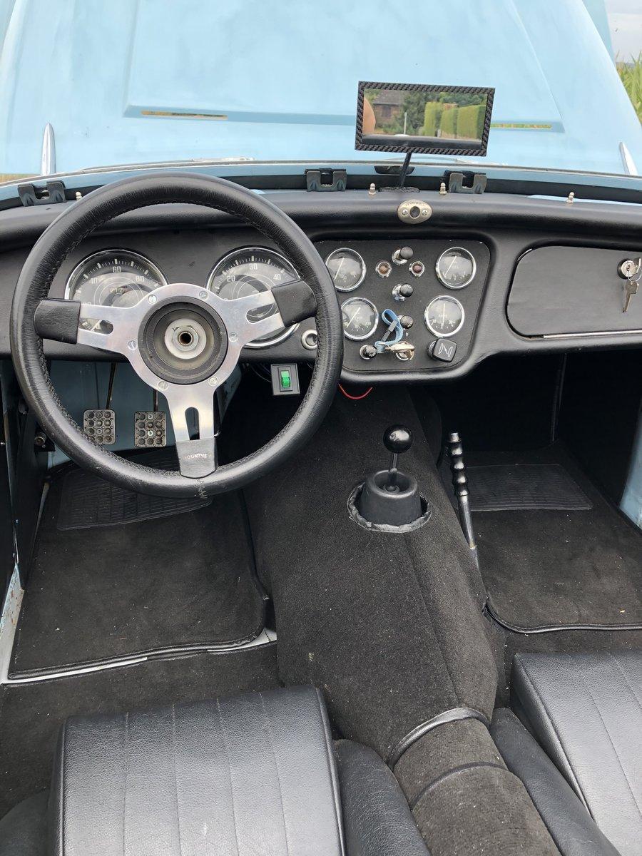 1957 Triumph TR3 For Sale (picture 2 of 5)