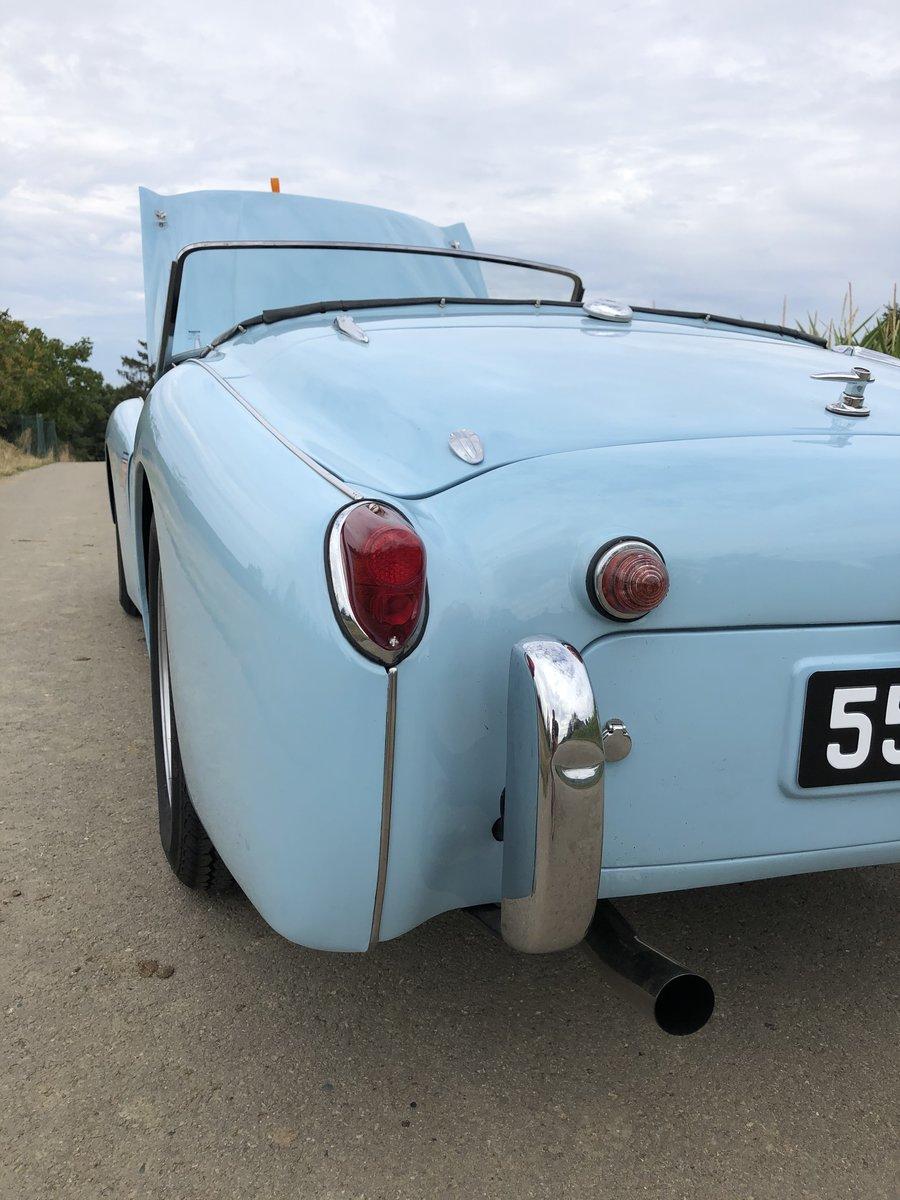 1957 Triumph TR3 For Sale (picture 3 of 5)