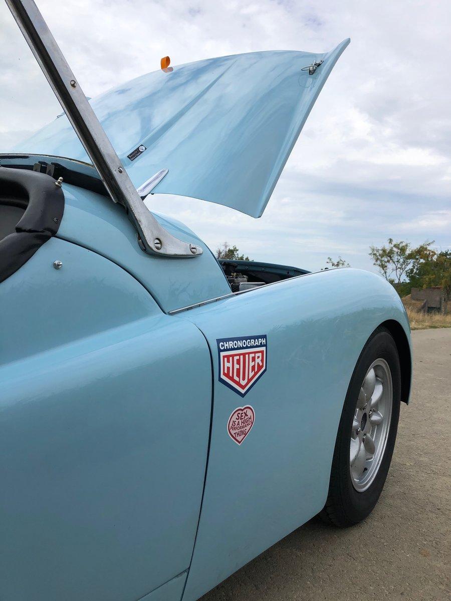 1957 Triumph TR3 For Sale (picture 4 of 5)