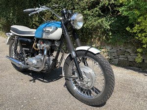 Picture of 1966 Triumph Tiger 650 Twin