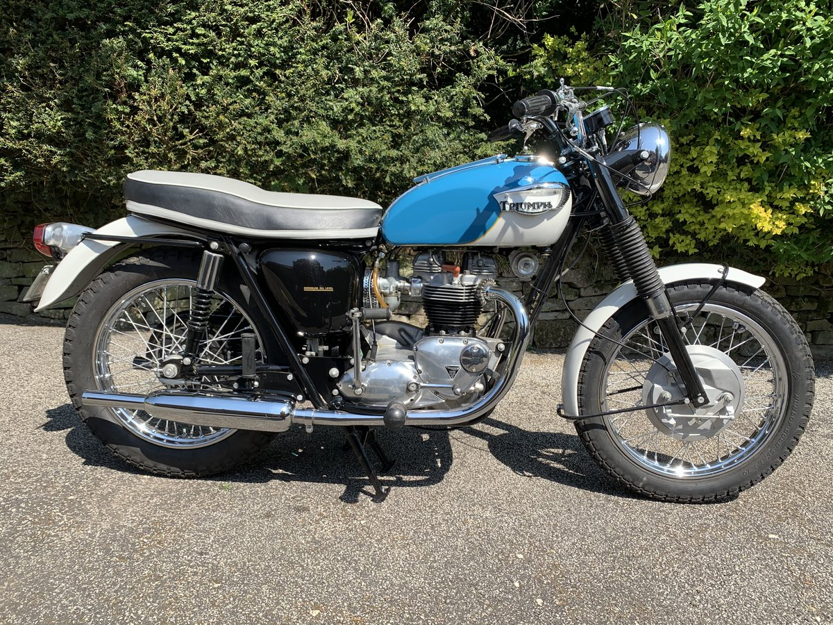 1966 Triumph Tiger 650 Twin For Sale (picture 2 of 6)