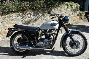 Picture of Lot 253 - 1966 Triumph Bonneville T120R - 27/08/2020 SOLD by Auction