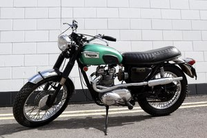 Picture of 1969 Triumph T100C 500cc - Matching Numbers SOLD