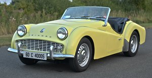 Picture of 1959 Triumph Tr3A LHD For Sale