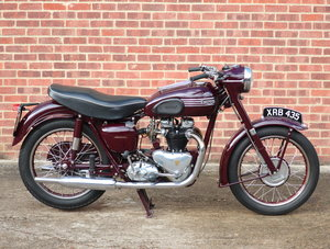 1955 Triumph Speed Twin