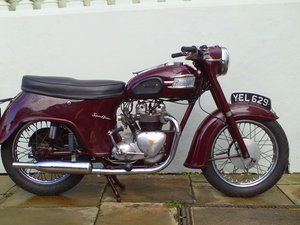 Picture of 1959 TRIUMPH SPEED TWIN 5TA For Sale