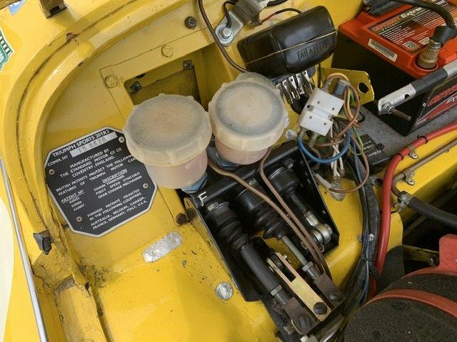 1954 Triumph TR2  For Sale (picture 5 of 6)