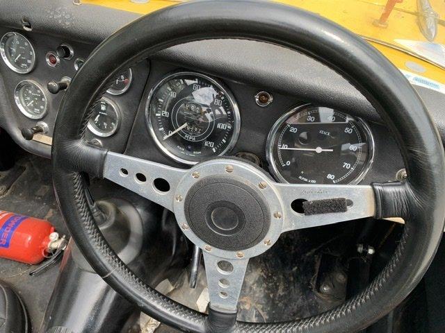 1954 Triumph TR2  For Sale (picture 6 of 6)