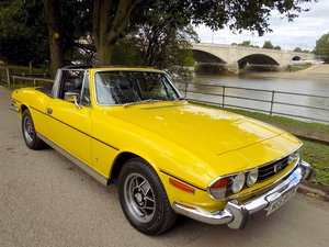 Picture of 1973 TRIUMPH STAG - MANUAL WITH OVERDRIVE SOLD