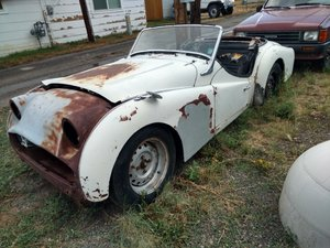 Picture of 1958 Triumph TR-3 SOLD by Auction