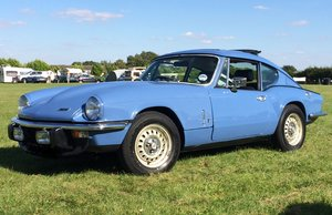 1972 Genuine & Original Triumph GT6 Mk3