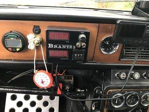 2000 mk2 triumph rally car