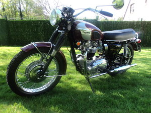 Picture of 1970 Triumph