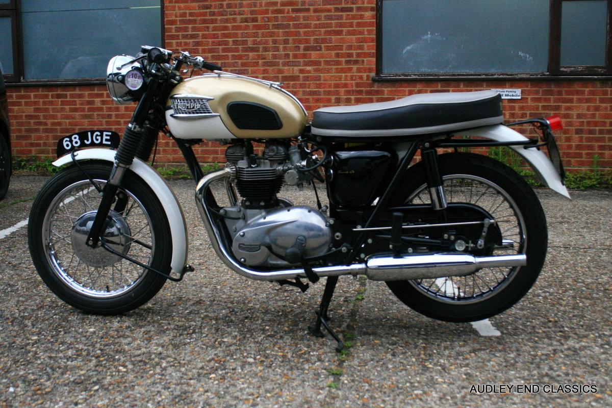 1963 T120 BONNEVILLE For Sale (picture 2 of 6)
