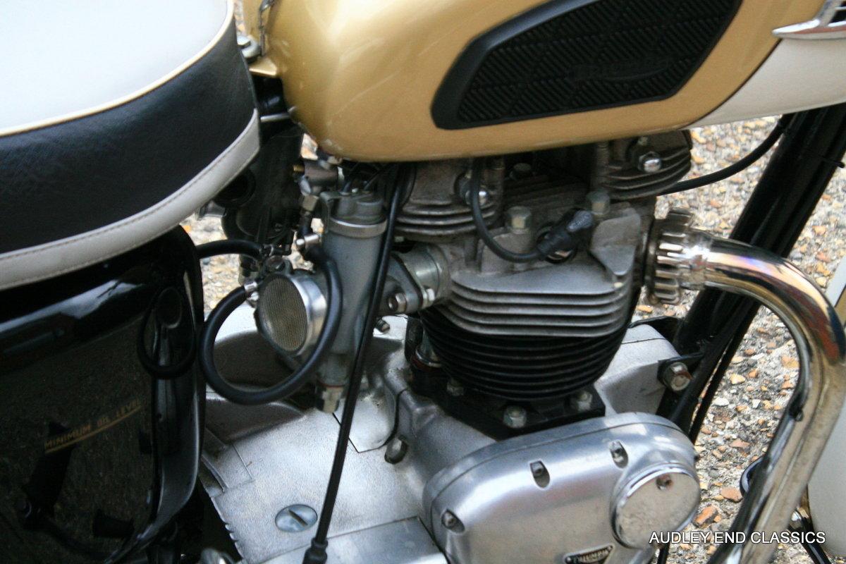 1963 T120 BONNEVILLE For Sale (picture 4 of 6)
