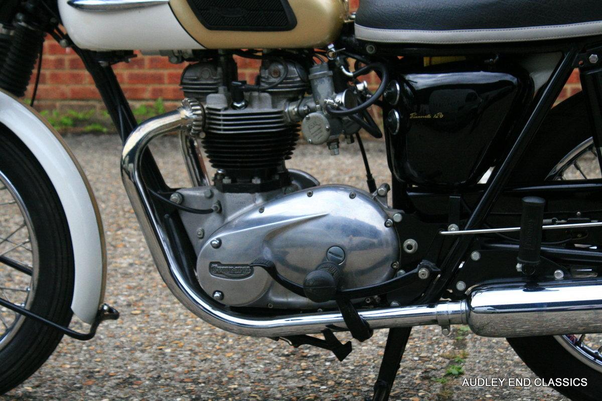 1963 T120 BONNEVILLE For Sale (picture 5 of 6)