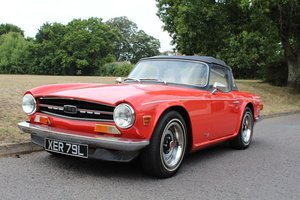 Triumph TR6 1973 - To be auctioned 30-10-20 For Sale by Auction