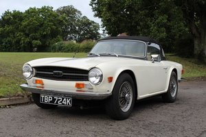 Triumph TR6 1972 - To be auctioned 30-10-20 For Sale by Auction