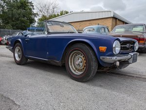 Picture of 1975 Triumph TR6 (LHD) SOLD