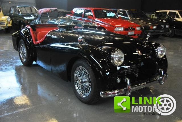 TRIUMPH TR2 LONG DOOR - 1954 For Sale (picture 1 of 6)
