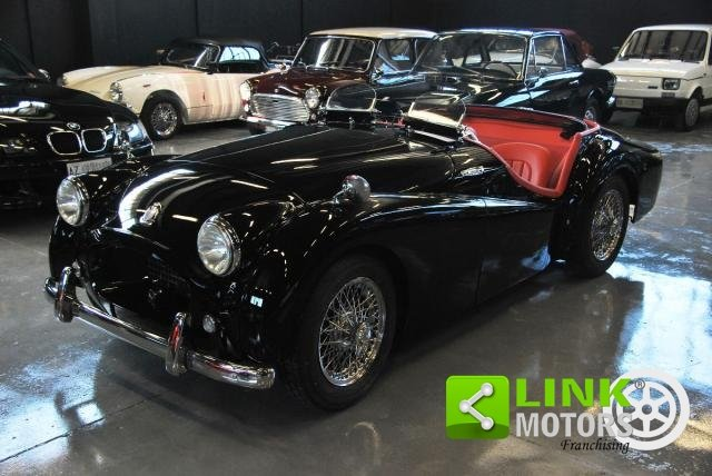 TRIUMPH TR2 LONG DOOR - 1954 For Sale (picture 3 of 6)