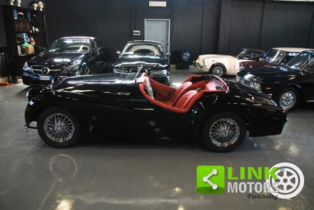 TRIUMPH TR2 LONG DOOR - 1954 For Sale (picture 4 of 6)