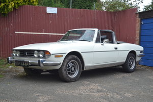 *REMAINS AVAILABLE* 1976 Triumph Stag