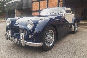 1955 TRIUMPH TR2 (O/D) - Just £18 - £22,000 Estimate !!
