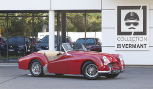 Triumph TR2 Longdoor 1954 - Overdrive - Restored