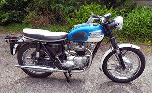 Triumph TR6 Trophy 650cc Twin
