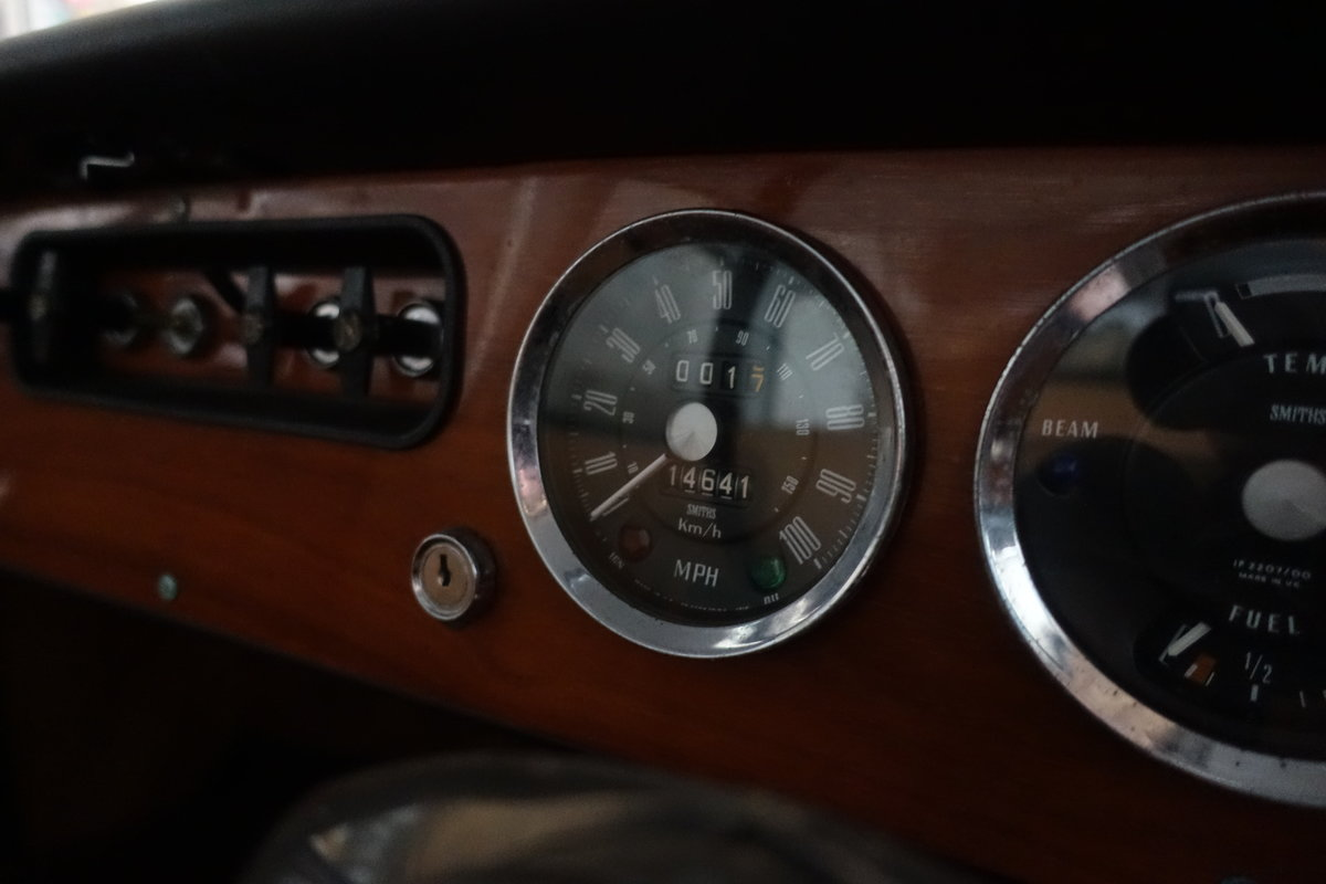 1970 Triumph Herald 13/60 'Barn Find' 14k miles! For Sale (picture 2 of 6)