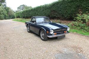 1969 Triumph TR6 PI RHD For Sale