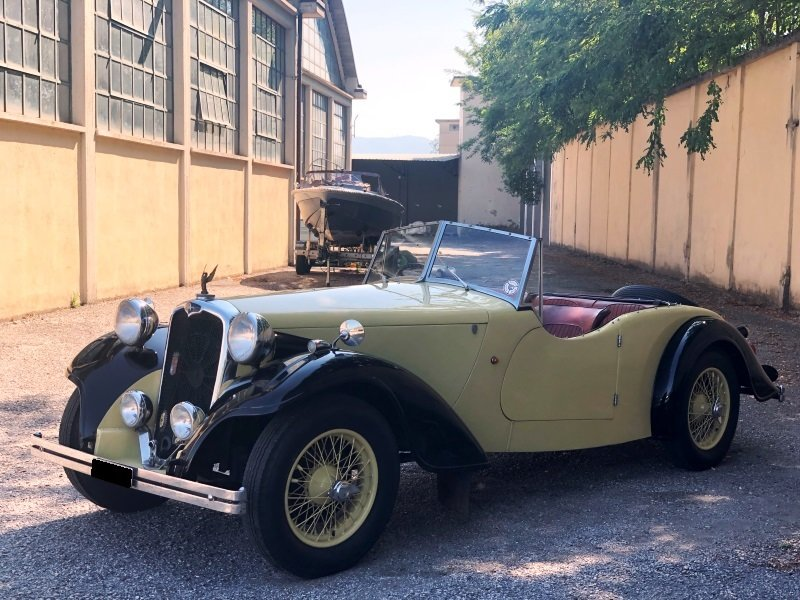 1935 Triumph Vitesse Gloria Southern Cross RHD For Sale (picture 1 of 6)