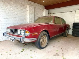 1973 Triumph Stag For Sale by Auction