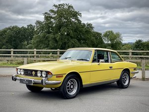 1974 Triumph Stag Manual OD