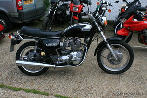 Picture of 1972 TRIUMPH TRIDENT T150 For Sale