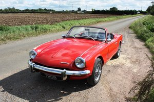 Picture of 1970 TRIUMPH SPITFIRE MK111 SOLD