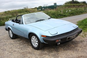 Picture of 1980 GENUINE FACTORY TRIUMPH TR8. 3.5 LTR V8.  SOLD