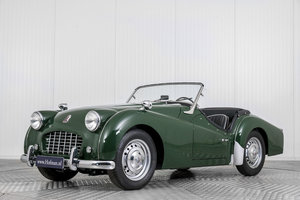 1957 Triumph TR3 'Small Mouth' For Sale