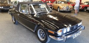 **OCTOBER ENTRY** 1973 Triumph Stag For Sale by Auction