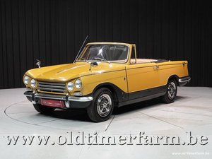 Picture of 1971 Triumph Vitesse MK II '71 For Sale