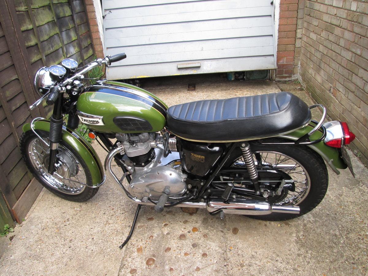 1970 Triumph tr6 For Sale (picture 3 of 3)