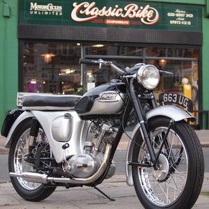 Triumph T20 Tiger Cub Matching Numbers, Top Condition.