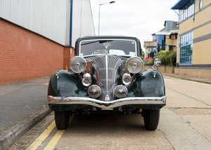 Picture of 1938 Triumph Dolomite Saloon For Sale by Auction