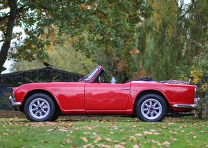 Picture of 1961 Triumph TR4 For Sale by Auction