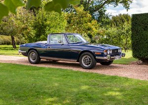 Picture of 1973 Triumph Stag SOLD by Auction